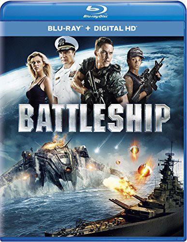 Battleship [UltraViolet] [Blu-ray]