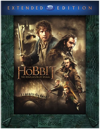 Hobbit: The Desolation of Smaug [3 Discs] [UltraViolet] [Blu-ray]