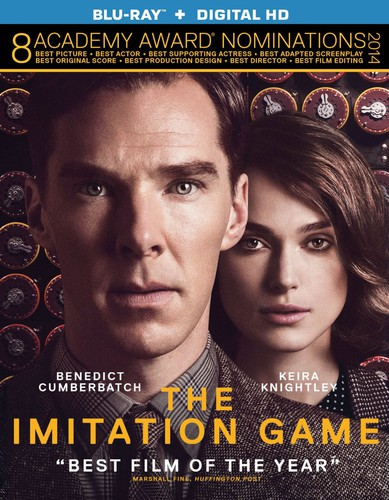 Imitation Game [UltraViolet] [Blu-ray]