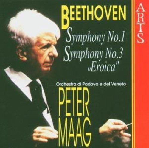 Symphony 1 & 3