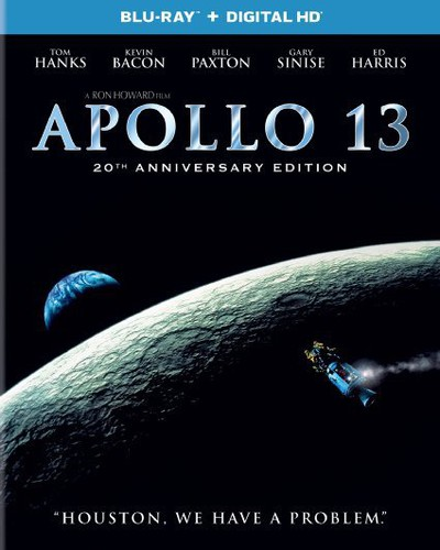 Apollo 13 [20th Anniversary Edition] [UltraViolet] [Blu-ray]