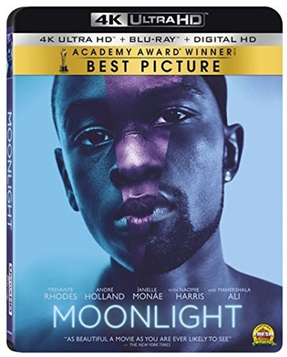 Moonlight [4K Ultra HD Blu-ray/Blu-ray]