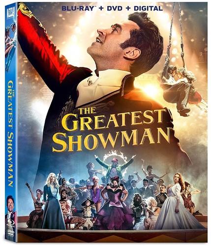 Greatest Showman [Blu-ray/DVD]