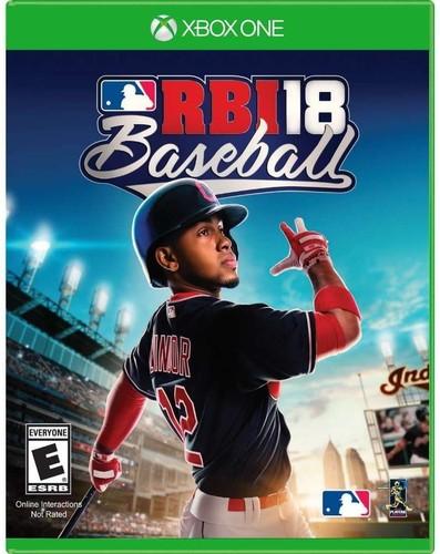 RBI Baseball 18 for Xbox One