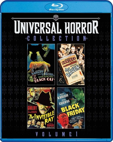 Universal Horror Collection: Volume 1
