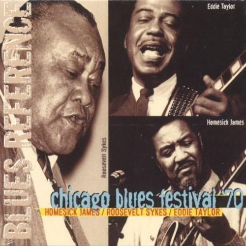 Chicago Blues Festival '70