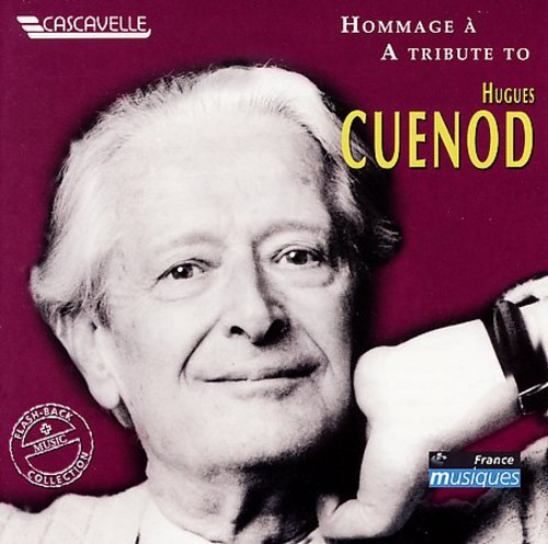 Tribute to Tenor Hugues Cuenod