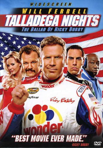 Talladega Nights: The Ballad Of Ricky Bobby [Widescreen] [Rated]