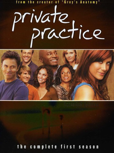 Private Practice: The Complete First Season