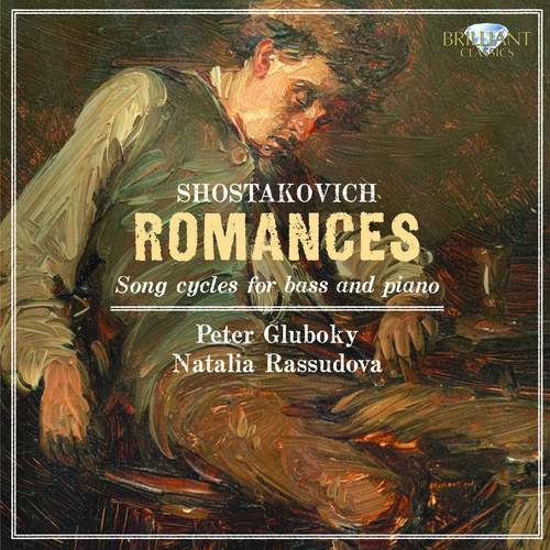 Romances: Song Cycles for Bass & Piano