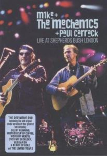 Live at Shepherds Bush with Paul Carrack [Import]