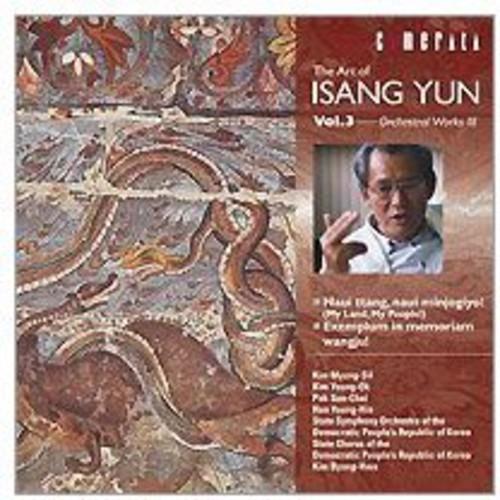 Art of Isang Yun 3