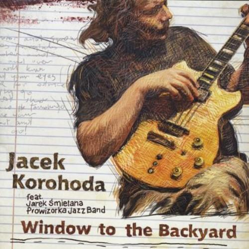 Window to the Backyard