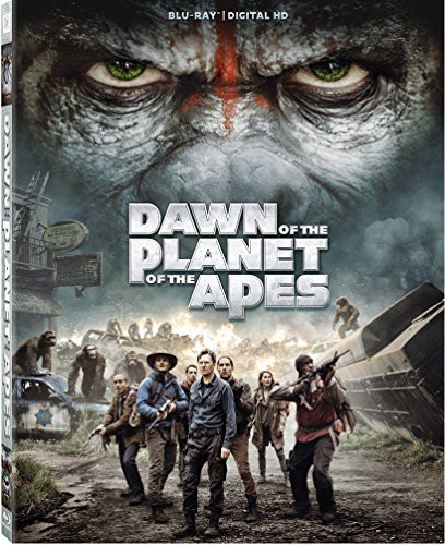 Dawn of the Planet of the Apes [UltraViolet] [Blu-ray]