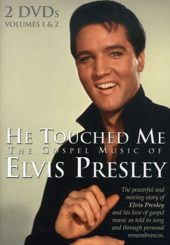 Elvis Presley: He Touched Me Volume 1 and 2