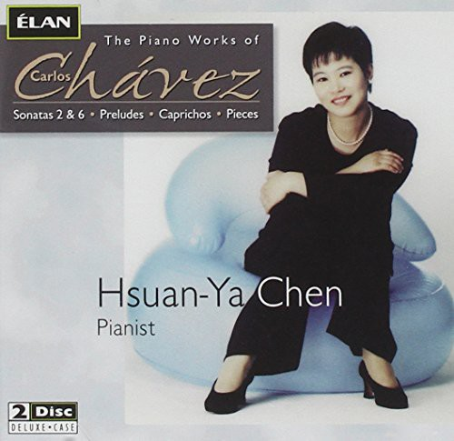 Piano Works of Carlos Chavez
