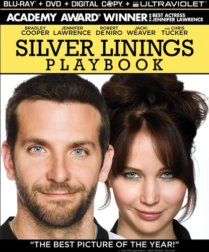 Silver Linings Playbook [2 Discs] [UltraViolet] [Blu-ray/DVD]