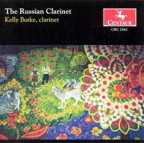 Russian Clarinet /  Various