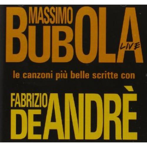 Canzoni Con Fabrizio de Andre [Import]