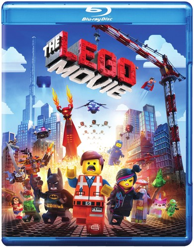 LEGO Movie [Blu-ray]