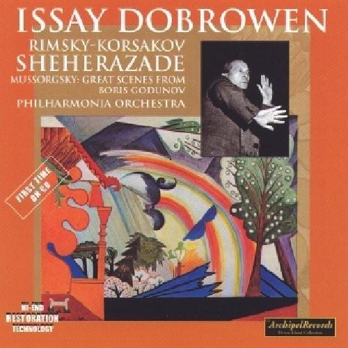 Sheherazade Mussorgsky Boris