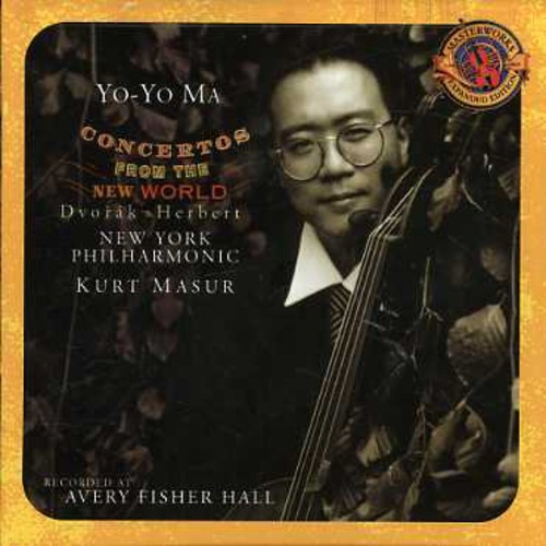 Yo-Yo Ma-Cello Concertos