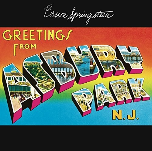 Bruce Springsteen-Greetings from Asbury Park N.J.
