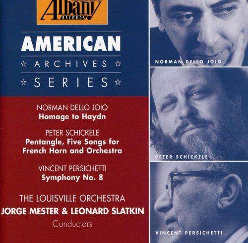 Homage to Haydn /  Symphony 8 /  Pentangle