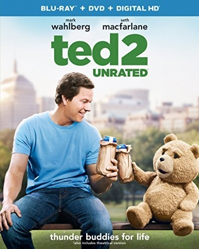 Ted 2 [Blu-ray/DVD]