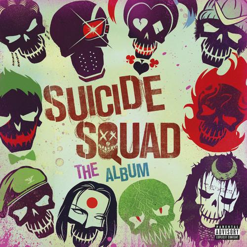 Suicide Squad: The Album /  Various [Explicit Content]