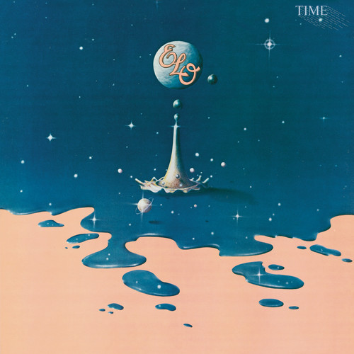 Elo ( electric light orchestra ) time 140 gram vinyl, download.
