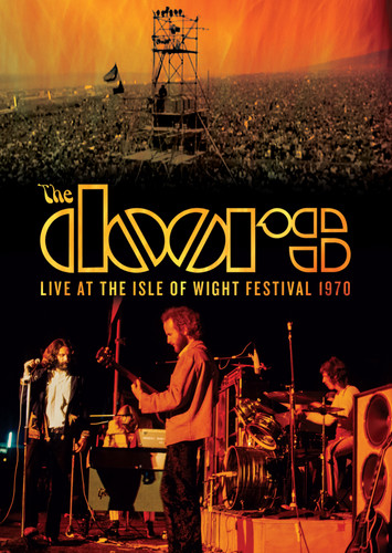 The Doors: Live at the Isle of Wight Festival 1970 [Import]