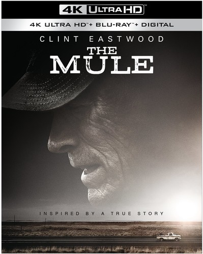 Mule [4K Ultra HD Blu-ray/Blu-ray]