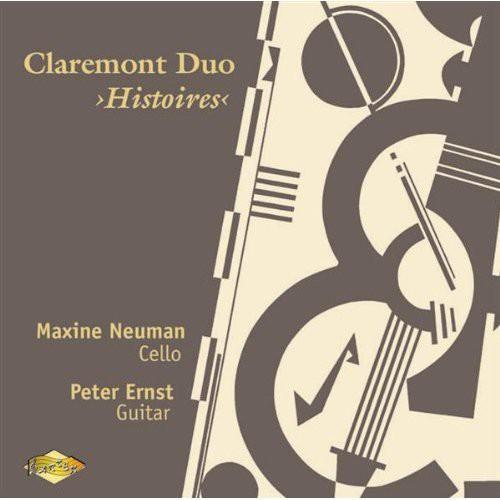 Claremont Duo Histoires Duos for Cello & Guitar