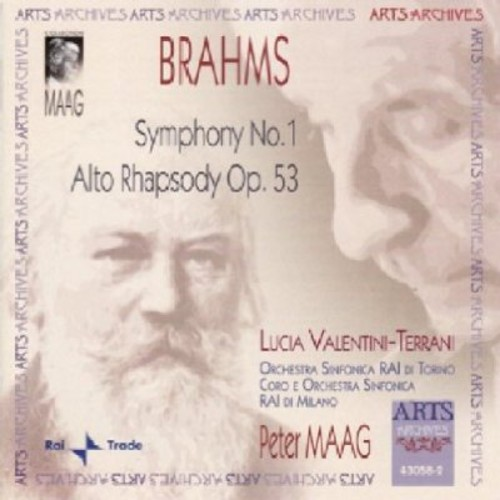 Peter Maag Conducts Brahms