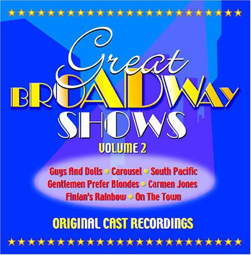 Great Broadway Shows, Vol. 2