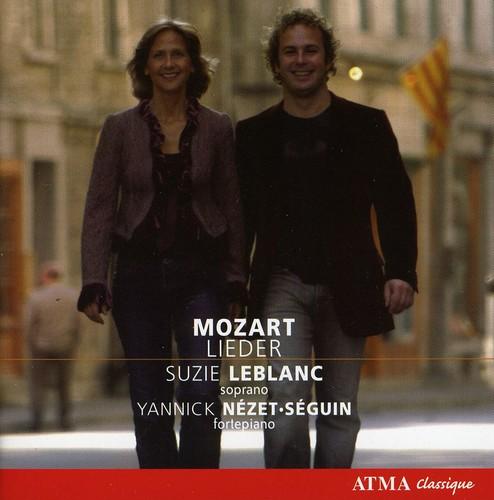 Lieder for Soprano Voice & Piano