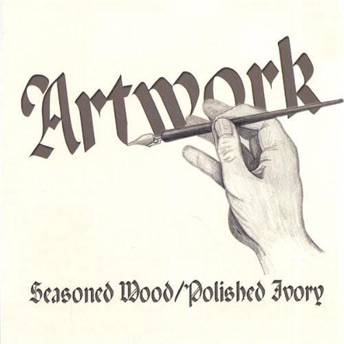 Seasoned Wood/ Polished Ivory