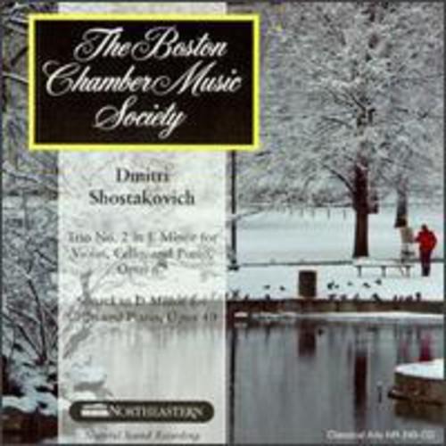 Shostakovich Trio in E Op. 67