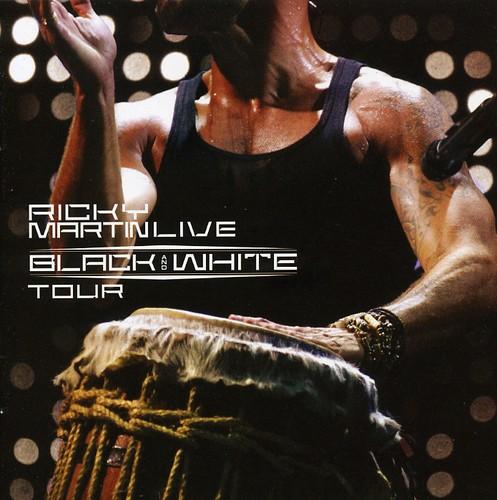Ricky Martin-Ricky Martin: Live Black And White Tour [CD And DVD]