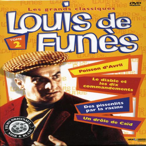 De Funes, Louis: Poisson D'avril /  Des Pissenlits Par [Import]