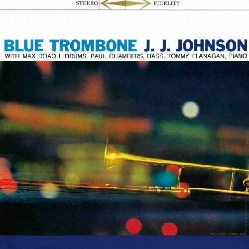 Blue Trombone [Import]