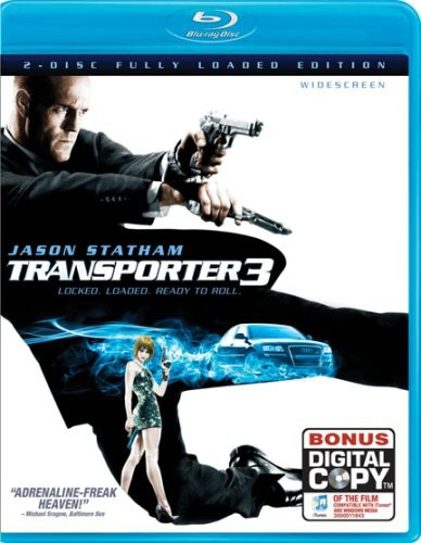 Transporter 3 [2 Discs] [Blu-ray]