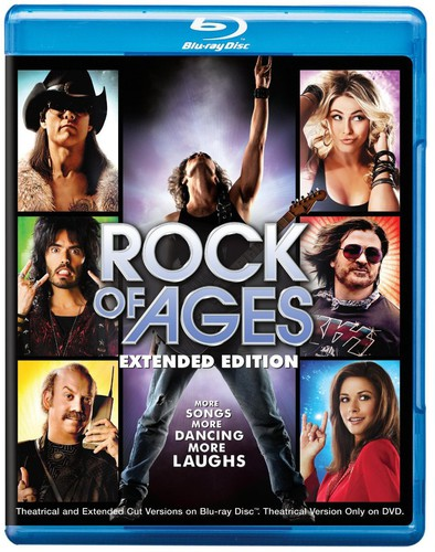 Rock of Ages [Blu-ray/DVD] [2 Discs] [UltraViolet]