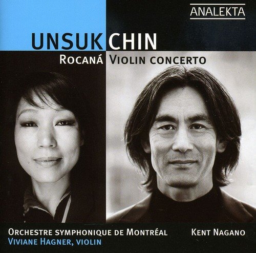 Violin Concerto: Rocana Room of Light /  Escape de