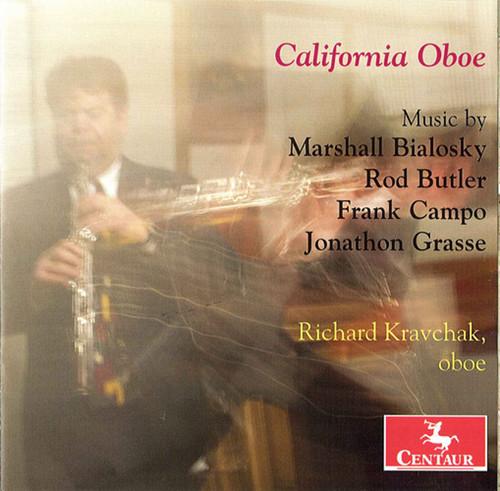 Grasse/ Bialosky/ Campo/ Butler : California Oboe