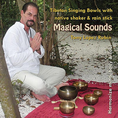 Magical Sounds Tibetan Singing Bowls
