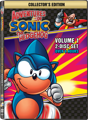Adventures of Sonic the Hedgehog Volume 1