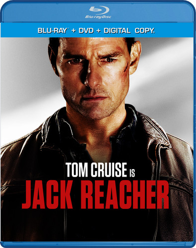 Jack Reacher [2 Discs] [UltraViolet] [Blu-ray/DVD]