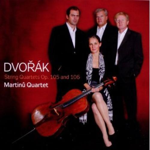 String Quartets Op 105 & 106